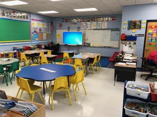Bixby School Builds New Classroom